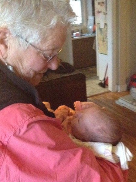 Grandma and Ada