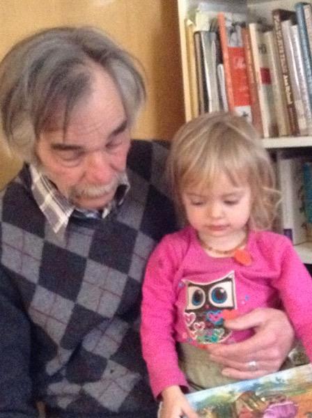 L to R: Dad, Vivien